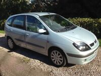Renault scenic 1.6 Automatic fidji great family car
