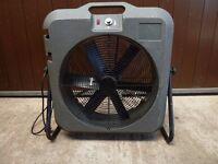 """20"""" Industrial Cooling Fan - 240v"""
