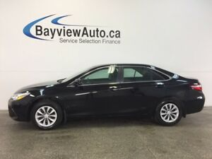 2017 Toyota CAMRY LE- 2.5L! A/C! REV CAM! BLUETOOTH! CRUISE!