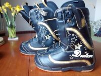 Snowboard boots for sale size 5.5 great condition £50