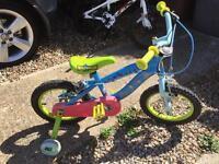 """14"""" toy story bike"""