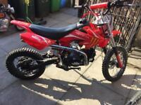 New 2018 MXB 125cc