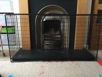 Metal fire guard (Mothercare)