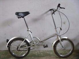 Folding bike 2843A