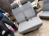 Transport t5 double seat in good condition