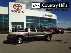 2014 Toyota Tacoma V6 4x4 Double-Cab Clean Car Proof