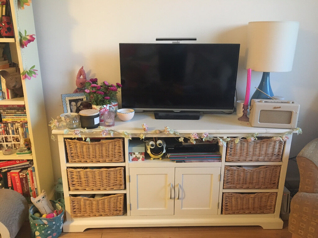 size 40 c976a a96d0 Cotswold Shabby Chic Farmhouse TV Unit Stand | in London | Gumtree
