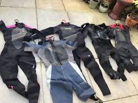 Branded wetsuits