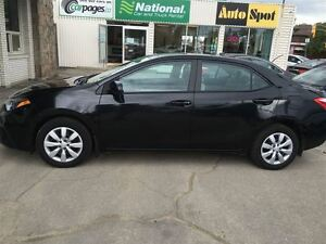 2014 Toyota Corolla LE/LOW, LOW KMS/ CLEAROUT !/ PRICED FOR AN I Kitchener / Waterloo Kitchener Area image 5