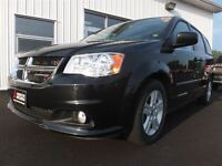 2013 Dodge Grand Caravan CREW! STO 'N GO! BACK-UP CAMERA! NAV!