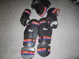 Protective Martial Arts Equipment