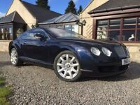 Bentley Continental GT Auto 6.0