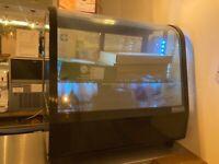 Catering display polar fridge / cake fridge for sale