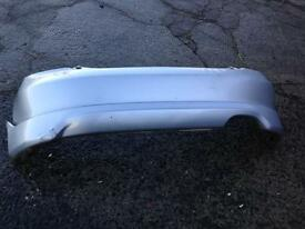 Honda Civic Type R / S Rear Bumper Spliter