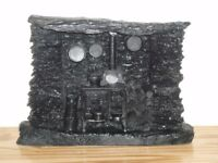 Coal Ornament of Old Kitchen Range