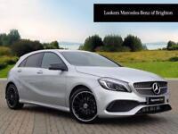 Mercedes-Benz A Class A 200 D AMG LINE PREMIUM 2017-09-29