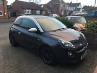 Vauxhall Adam glam in grey for sale! Perfect condition! Only year and a half old!