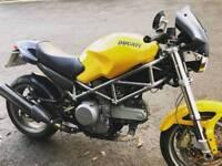 Ducati Monster 620 (2003)