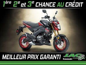 2018 Kawasaki Z125 Édition spéciale / Défiez nos prix