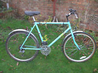 RALEIGH MONTAGE RETRO LIGHTWEIGHT MTB ONE OF MANY QUALITY BICYCLES FOR SALE