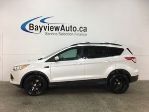 2014 Ford Escape SE - ECOBOOST! KEYPAD! DUAL CLIMATE! NAV! SYNC!