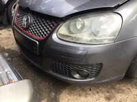VW Golf MK5 GTI Front Complete bumper