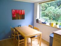 2 DOUBLE BED FURNISHED GROUND FLOOR FLAT CHESTERTON, CAMBRIDGE. LARGE BRIGHT & AIRY PROPERTY