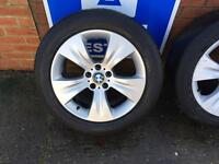 """19"""" BMW X5 alloy off 2010 good as new"""