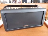 Hepburn View Quest DAB/FM Radio. Mains/Battery.
