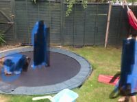 10ft trampoline free to collect