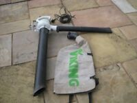 Viking BE600 Leaf Blower/Suction