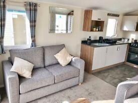 BRAND NEW 2018 MODEL. Sited static caravan, Site Fees included, Norfolk nr Wells. Pet Friendly.
