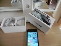 Apple iPhone 4S - Black - Network EE