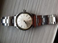 Rolex Oyster Speedking Watch Circa 1968