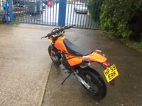 Superbyke RMR 125 LOW MILEAGE