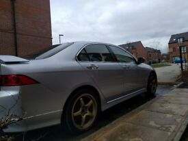 Honda Accord Type S 2.4 K24 6 speed Type R