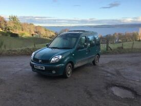 Renault Kangoo Expression Automatic Car