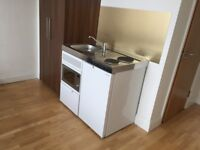 STUDIO FURNISHED AND SEPARATE ENTRANCE IN WEMBLEY TRIANGLE INCLUDING ALL THE BILLS