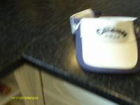 CALLAWAY VISOR TYPE GOLF CAP