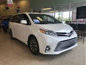 2018 Toyota Sienna XLE AWD groupe Limited