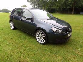 VW GOLF 1.6TDI S*£30 TAX*FULL SERV HIST*FINANCE AVAILABLE*