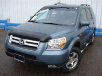 2008 Honda Pilot EX-L 4WD *LEATHER-SUNROOF-DVD PLAYER*