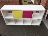 IKEA bookshelf unit excellent condition!