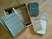 Music scripts,books