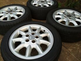 VW Golf Mk3 GTI wheels and tyres (in good condition) gti vr6