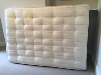 Superior double mattress in excellent condition