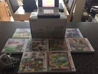 Nintendo 3DS and Games for sale