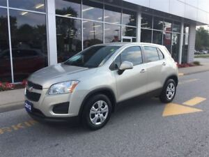 2013 Chevrolet Trax LS Bluetooth A/C Automatic