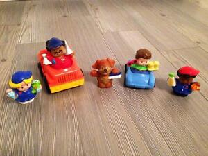 Figurines Little Tikes