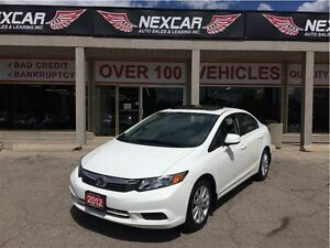 2012 Honda Civic EX 5 SPEED A/C SUNROOF ONLY 83K